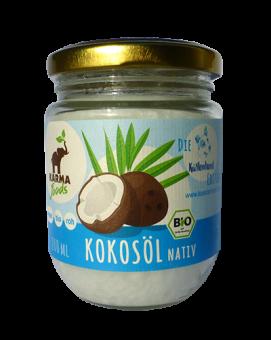 Bio Kokosöl nativ 200ml